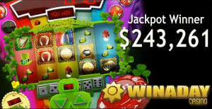 Woman Wins $243,261 Slots Jackpot at Online Casino