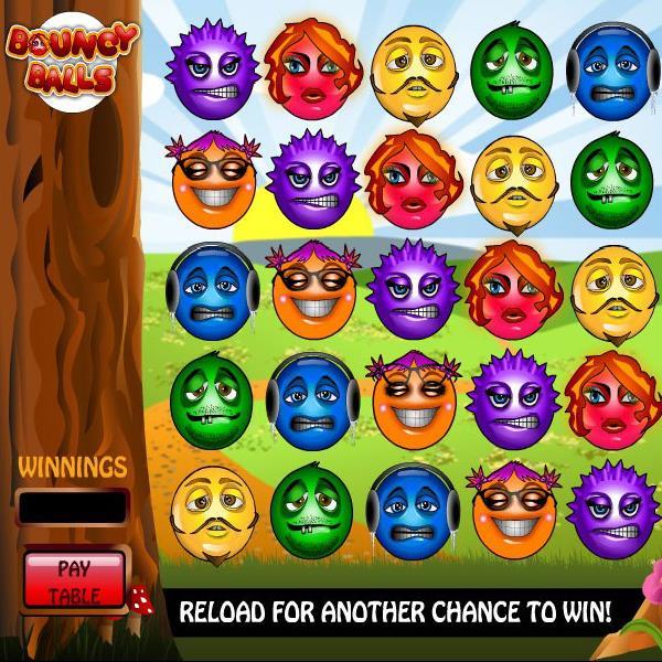 Bouncy Balls Slots Player Hits £742,039 Jackpot