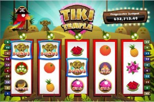 Tiki Temple Pays Out £31K Once Again