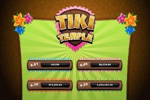 Tiki Temple 10p Pays £218,185 Progressive Jackpot