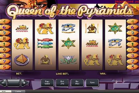 Queen of the Pyramids Slot Player Wins $146,278