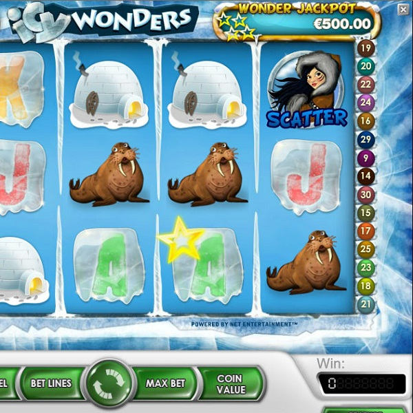 €19K Wonder Jackpot Available at Mr Green Casino