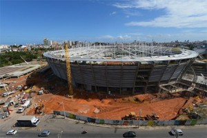 World Cup Stadium May Become Detention Centre
