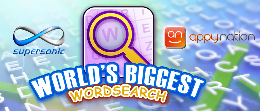 World�s Biggest Wordsearch Record Breaking Attempt