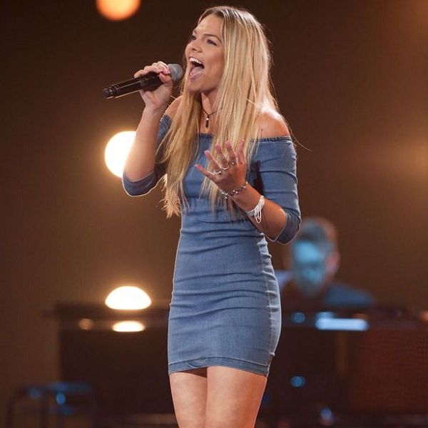 Louisa Johnson Remains Strong Favourite to Win X Factor