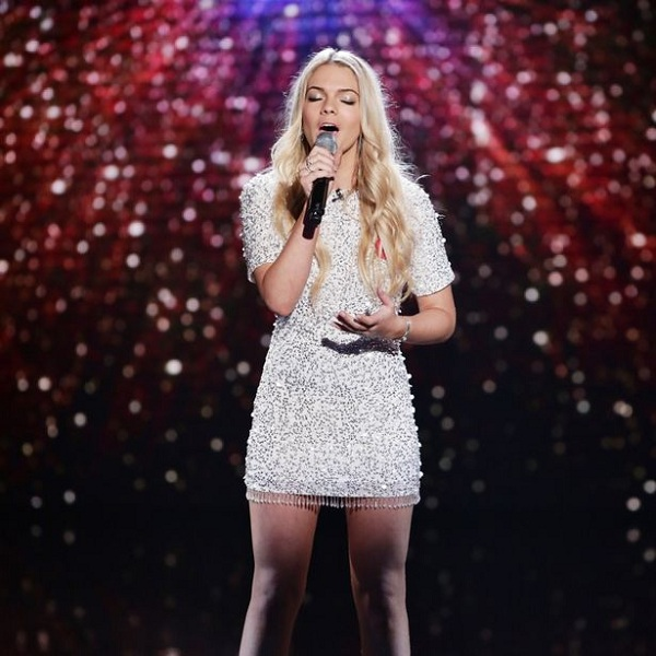 Louisa Johnson Clear Favourite to Win X Factor this Weekend