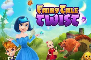 Zynga Launches New Facebook Game – Fairy Tale Twist