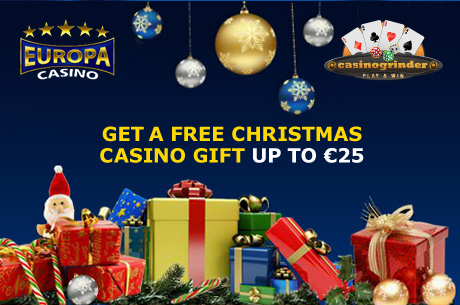 free casino money christmas promotions