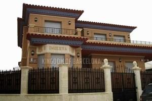Andres Iniesta House in Spain
