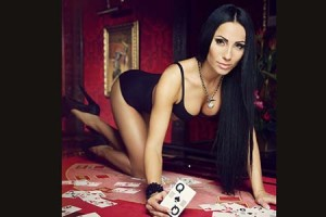 mBit Casino Live Dealers Lingerie Shoot