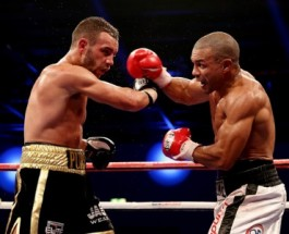 Gavin Challenges Bundu for the European Welterweight Title