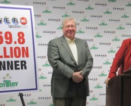 Powerball Lottery $259 Million Winner Shares His Winnings