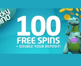 LuckyDino Casino Is Live and Offering Free Spins