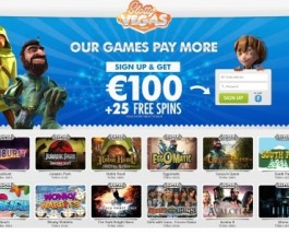 Slotty Vegas – New Online Casino