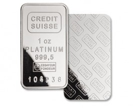 Platinum Stocks Have Room For Improvement In 2014