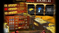 Bullion Bonanza Jackpot Pays Out £7,439