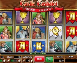 Castle Cashalot Slot – £308,246.12 Jackpot Paid