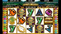 Aztec Millions $1.6Million Jackpot Ready to Go