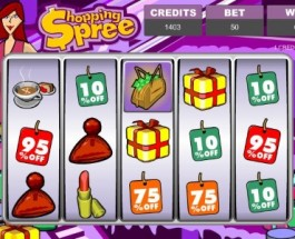 Shopping Spree Jackpot Ready to Payout $1.8 Million