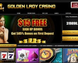 Golden Lady – New Online Casino