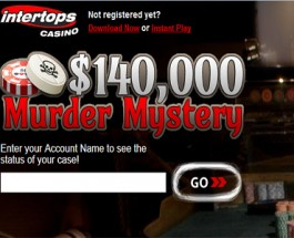 $140,000 Murder Mystery at Intertops Casino
