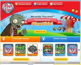 Popcap Bets on Social Casino Gaming