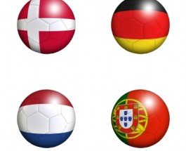Euro 2012 Kicks Off As Groups Take the Field