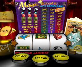 $183,905 Jackpot Won on Magic Slots