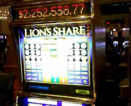 20 Year Old Slot Machine Still Hasn't Paid Out Jackpot