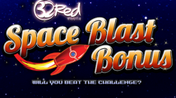 32Red Casino Launches Space Blast for Mobile