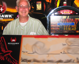 5 Jackpots Hit in Three Days at Red Hawk Casino