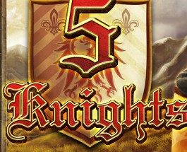 NYX Sends Players on a Medieval Adventure with Launch of 5 Knights Slot