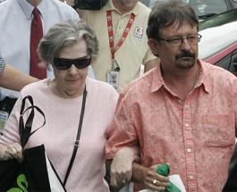 84 Year Old Widow Claims Powerball Jackpot