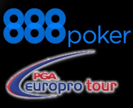 888 Poker to Continue Sponsorship of PGA EuroPro Tour
