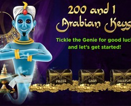 888casino Launches Millionaire Genie Promotion