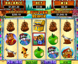 A Busy Beaver With 2 Progressive Jackpots