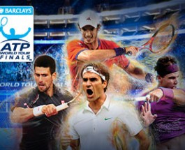 ATP World Tour Finals Begin in London