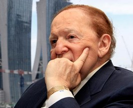 Adelson Continues Anti-Online Gambling Campaign