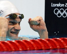 Agnel Defeats Lochte for Gold