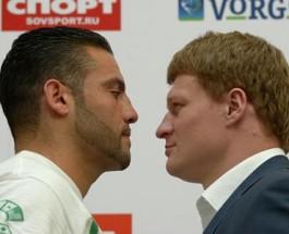 Alexander Povetkin vs Manuel Charr