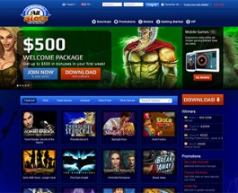 All Slots Casino Reveals New Look
