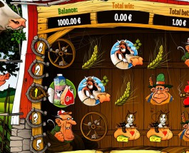 €25K Animal Farm Jackpot Available at Paf Casino