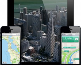 Apple Promises to Improve Maps Application