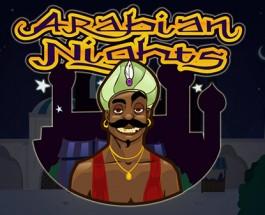 Arabian Nights Slot Progressive Jackpot Reaches €3,277,588