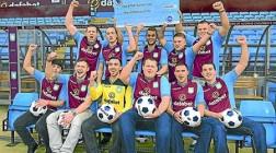 Aston Villa Lottery Syndicate Share £1 Million Jackpot