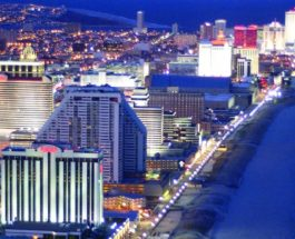 Atlantic City Enjoys Increased Visitors and Revenues