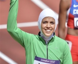 Attar and Shahrkhani appear as first Saudi women in Olympic competition