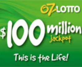Australia's Biggest Ever Lotto Jackpot Up for Grab