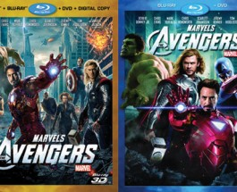 Avengers DVD to Include Many Super Bonuses