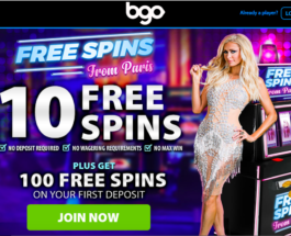 Win A Dream Holiday and Masses of Cash with Casino Promos